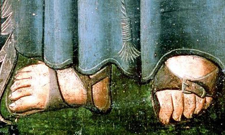 MARTEDÌ 3 DICEMBRE 2019 Proiezione della conferenza di dom Ubaldo Cortoni: CAMALDOLESI, FRANCESCANI, CLARISSE. Una continuità monastica e spirituale a Serra de' Conti